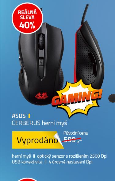 ASUS Cerberus herní myš