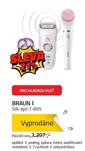 Braun Silk-épil 7-895