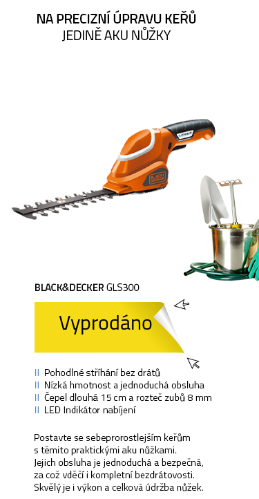 Black&Decker GLS300
