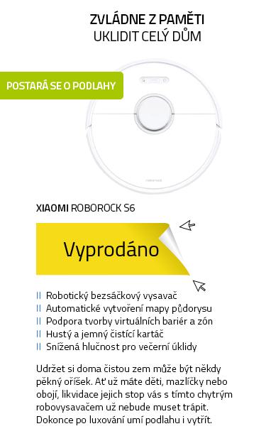 Xiaomi Roborock S6 bílá