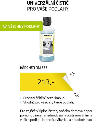 Kärcher RM 536 univerzální Podlahový čistič