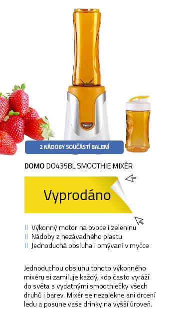 DOMO DO435BL Smoothie mixér