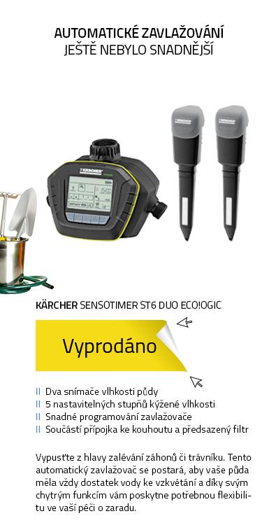 Kärcher SensoTimer ST6 DUO eco!ogic
