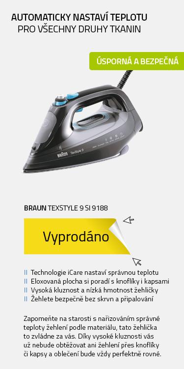 Braun TexStyle 9 SI 9188