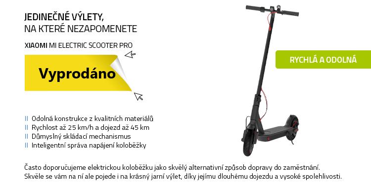 Xiaomi Mi Electric Scooter Pro černá
