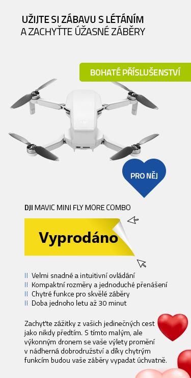 DJI Mavic Mini Fly More Combo