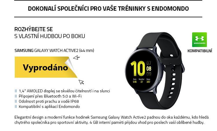 Chytré hodinky SAMSUNG Galaxy Watch Active2 (44 mm)