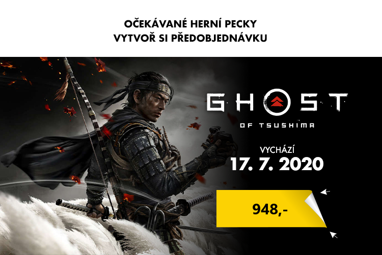 Ghost of Tshusima