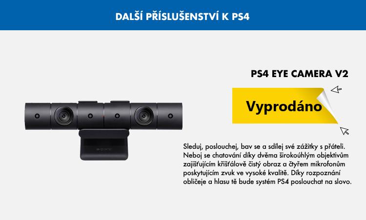 PS4 Eye camera V2