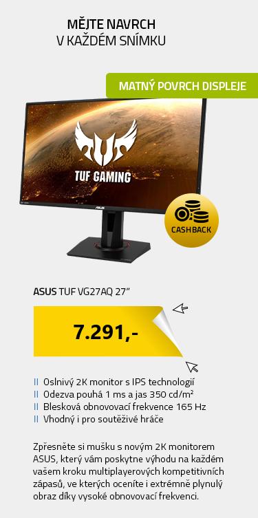 "LCD Monitor 27"" ASUS TUF VG27AQ"