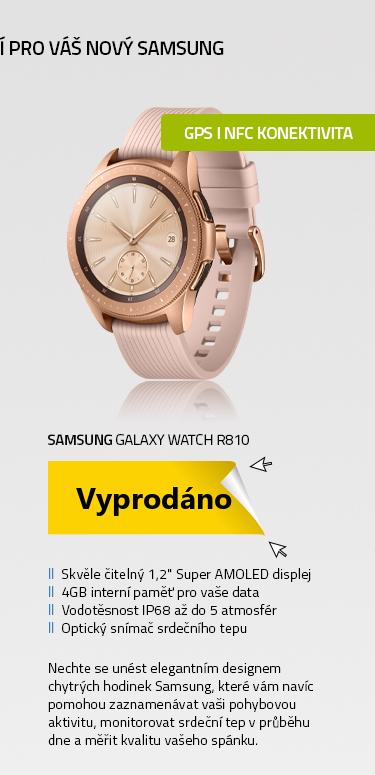 SAMSUNG Galaxy Watch R810 (42 mm)