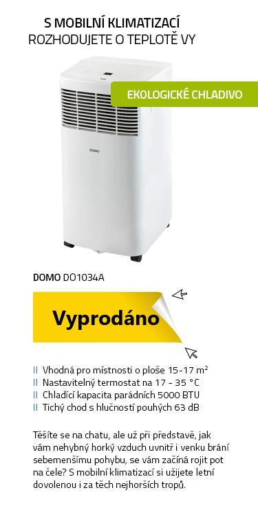 DOMO DO1034A bílá