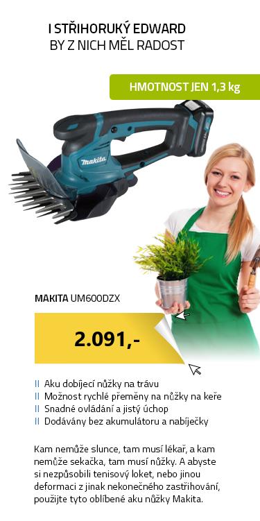 Makita UM600DZX