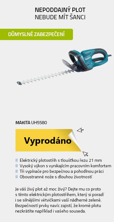 Makita UH5580