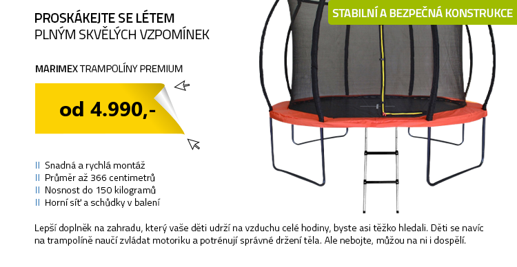 Marimex trampolína Marimex Premium