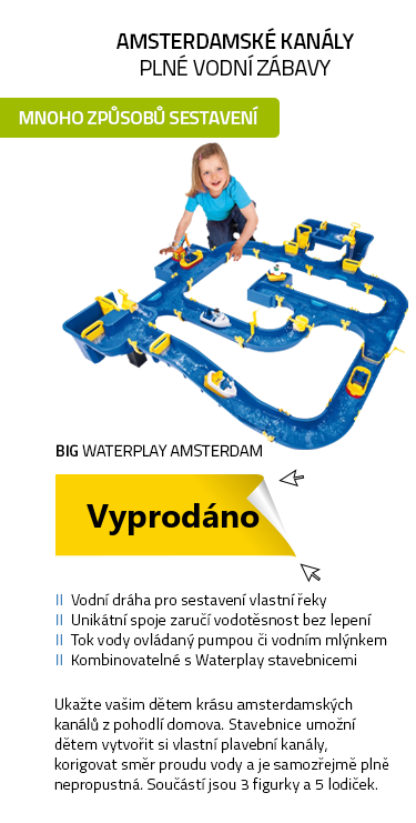 BIG Waterplay Amsterdam