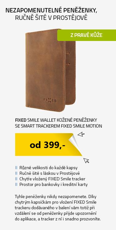 Fixed peněženky