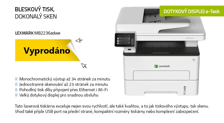 Multifunkční tiskárna Lexmark MB2236adwe