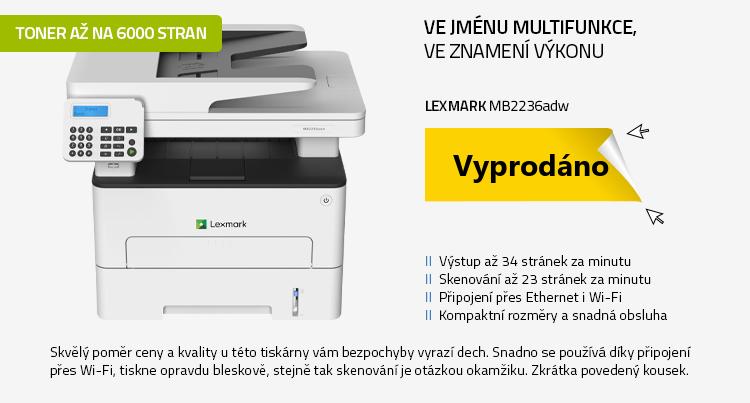 Multifunkční tiskárna Lexmark MB2236adw