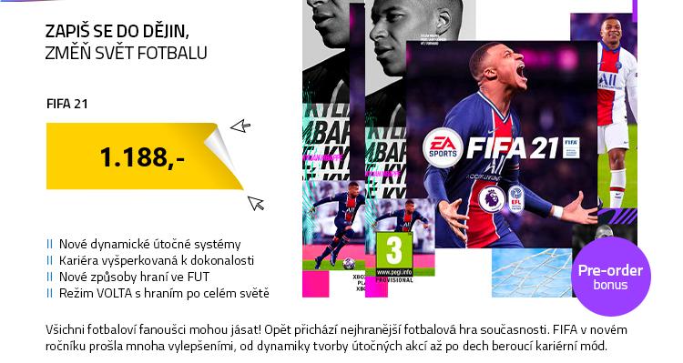 FIFA 21 - základní edice