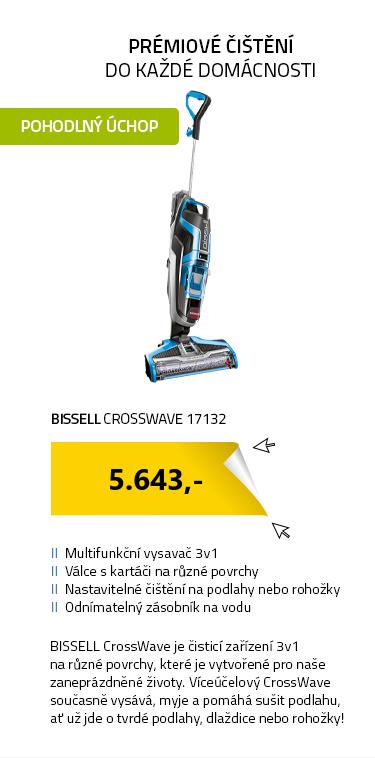Bissell CrossWave 17132