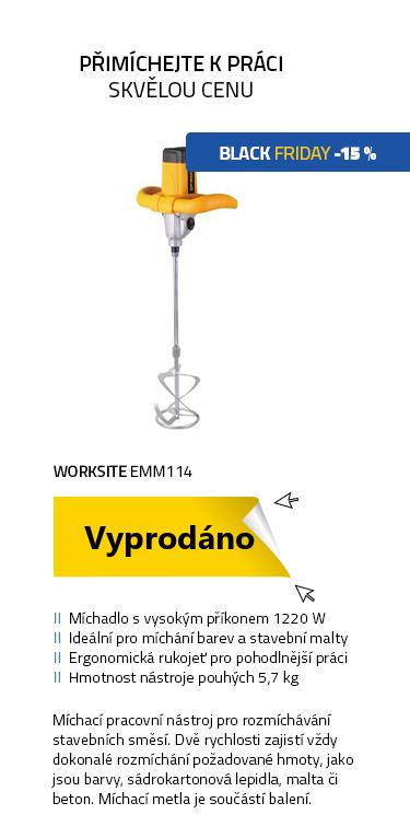Worksite EMM114