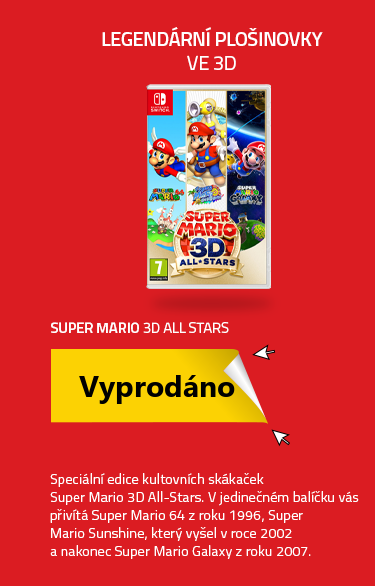 Super Mario 3D Allstars