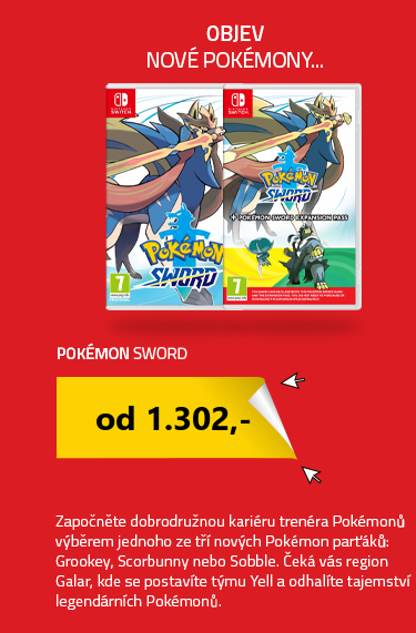 Switch Pokémon Sword