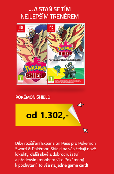 Switch Pokémon Shield
