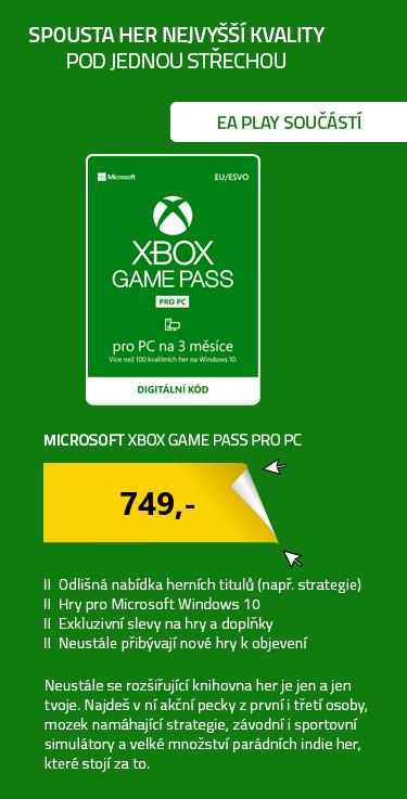 MS Game Pass pro PC