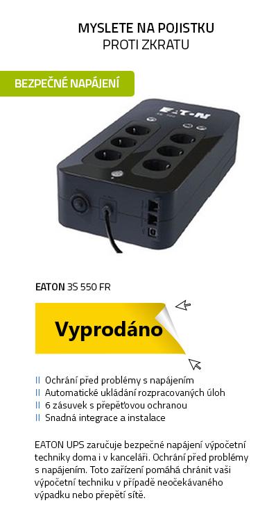 Eaton 3S 550 FR