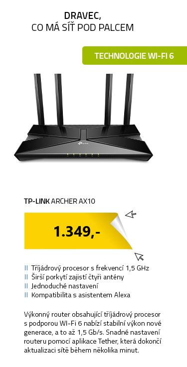 TP-LINK Archer AX10