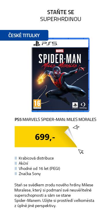 PS5 Marvels Spider-Man: Miles Morales