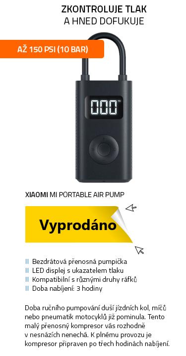 Xiaomi Mi Portable Air Pump