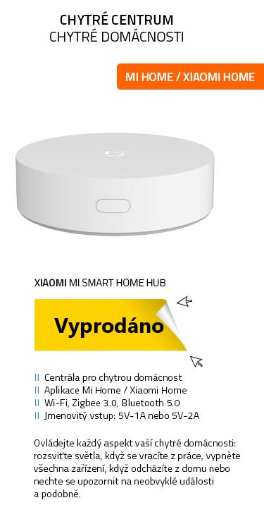 Xiaomi Mi Smart Home Hub