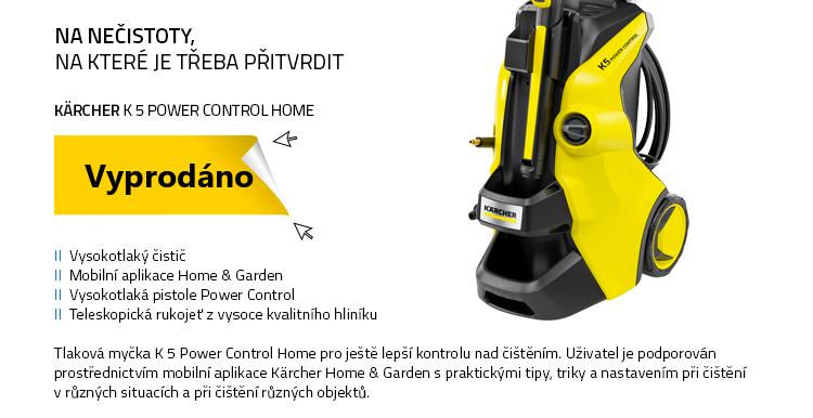 Kärcher K 5 Power Control Home