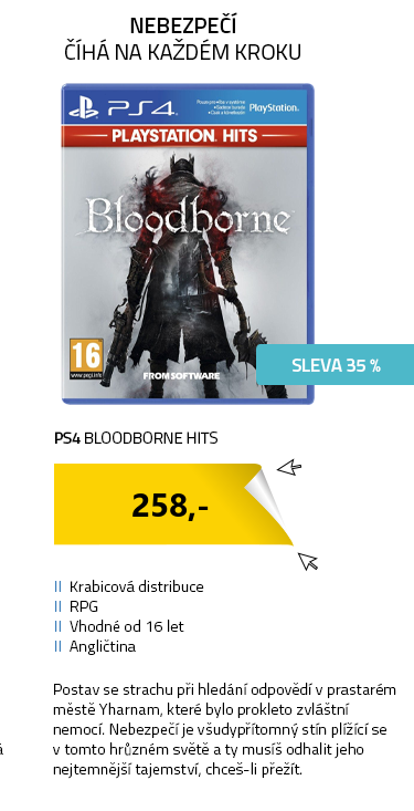 PS4 Bloodborne HITS