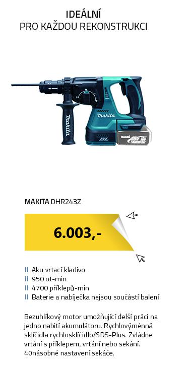 Makita DHR243Z