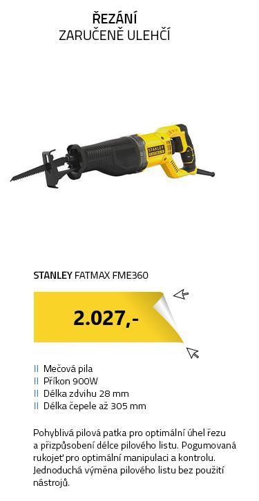 Stanley FatMax FME360