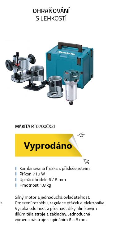 Makita RT0700CX2J