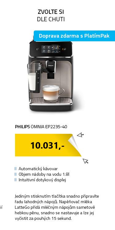 Philips Omnia EP2235-40