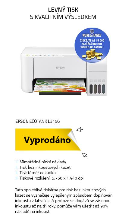 Epson Ecotank L3156