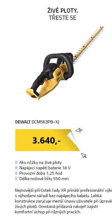 DeWalt DCM563PB