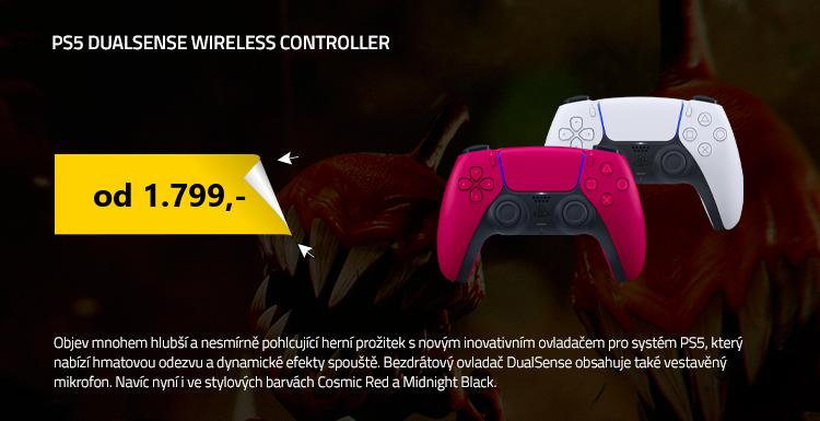 PS5 DualSense Wireless Controller