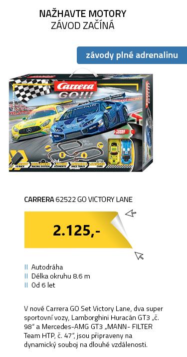 Carrera 62522 GO Victory Lane