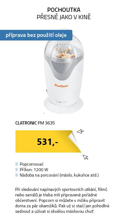 Clatronic PM 3635