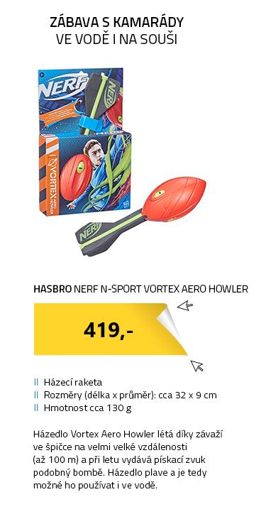 Hasbro A0364EU5 Nerf N-Sport Vortex Aero Howler