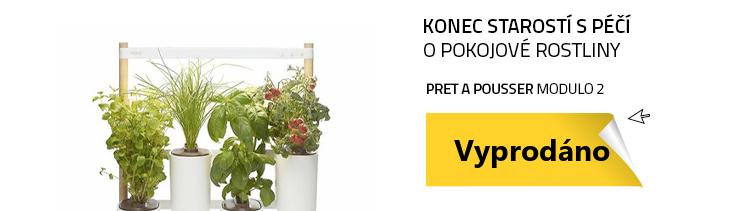 Pret a Pousser Modulo 2 chytrý květináč