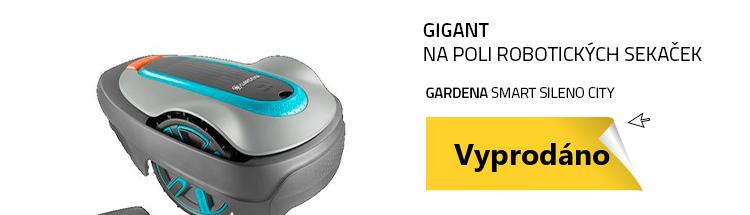 Gardena Smart SILENO city