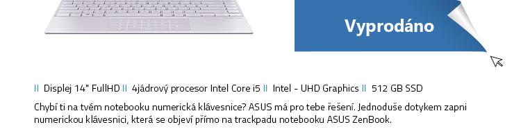 Notebook ASUS ZenBook 14